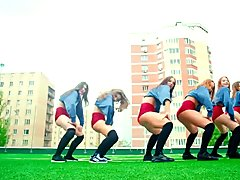 TWERK GIRLS DANCE