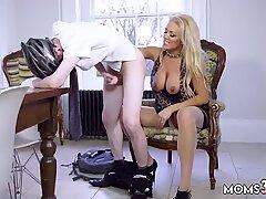 Blonde sex