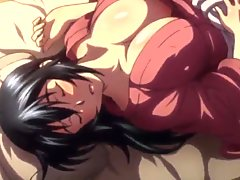 Manyuu Hikenchou Big Breast Eating - GamerOrgasm.com