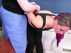 Big ass webcam hd and  butt mature fucked first time Then he plumbed her anally on a