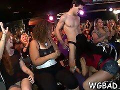 Oral-sex job for stripper